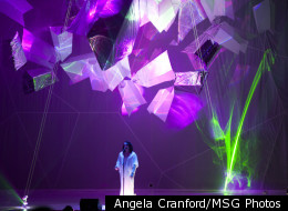Angela Cranford/MSG Photos