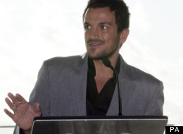 Peter Andre is to debate at Oxford Union