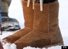Ugg boots have been banned at the American school