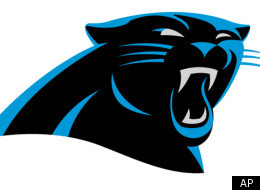 This image released by the Carolina Panthers shows the new team logo. For the first time since joining the league in 1995, the Panthers have changed their logo. According to a press release Sunday Jan. 29, 2012, the logo has been designed to provide a