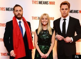Reese Witherspoon attends the This Means War premiere