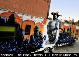 Facebook: The Black History 101 Mobile Museum