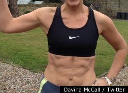 Davina McCall / Twitter