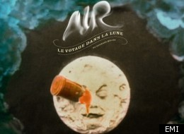 Air go lunar again, with Voyage Dans La Lune