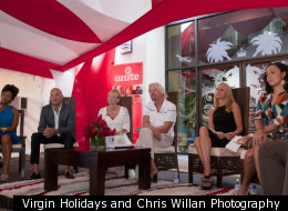 United: HuffPost Small Business and Virgin Unite will partner for a summit at the Branson Center of Entrepreneurship starting this week.