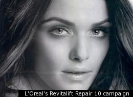 L'Oreal's Revitalift Repair 10 campaign