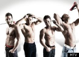 The Geordie Shore boys
