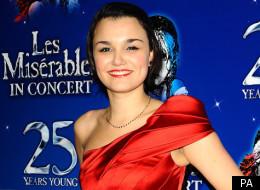 Samantha Barks will star in Les Miserables