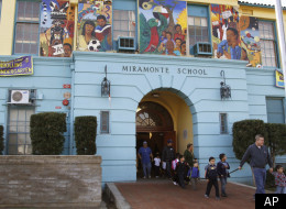 Miramonte Elementary School.