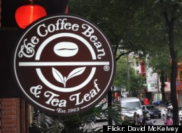 California's The Coffee Bean & Tea Leaf chain will be opening its first D.C. location in mid February.