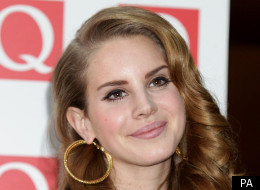 Lana Del Rey has shrugged off criticism of her album to reach number one in 11 countries