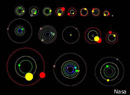 Nasa's Kepler Finds 11 Planetary Systems Hosting 26 Planets