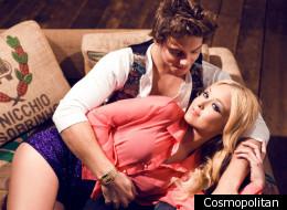 Jorgie Porter and James Atherton found love on the set of 'Hollyoaks'