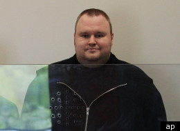 Kim Dotcom Denied Bail