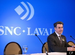 Pierre Duhaime, CEO of SNC-Lavalin, has stepped down. The company has faced scrutiny over its actions in Libya in recent months.