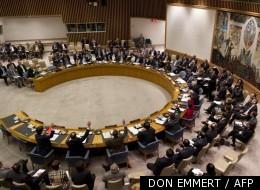 Vote d'une résolution contre la Syrie à l'ONU le samedi 4 février 2012