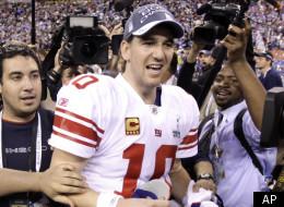 Eli wins MVP!
