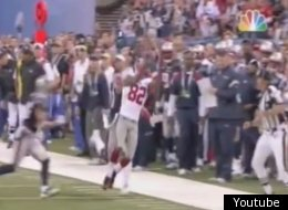 Mario Manningham may have made the most important play of the game with this catch.