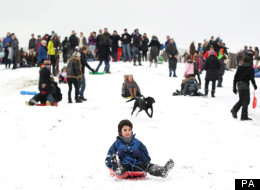 UK School Closures 2012