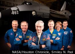 NASA/Houston Chronicle, Smiley N. Pool