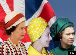 Queen has been a monarch of many hats during her 60 year reign