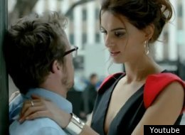 This racy Fiat Abarth commercial caused a lot of buzz.
