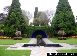 Couples can marry at the beautiful Royal Botanic Gardens in Melbourne, Australia.