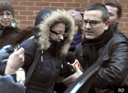 Domnica Cemortan has denied being in a relationship with Schettino