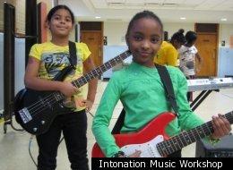 Intonation Music Workshop