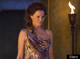Lucy Lawless in