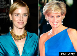 Naomi Watts has beaten off competition for the role of Princess Diana in a new film