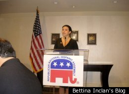 Bettina Inclan is the Republican National Committee's new director of Hispanic outreach.