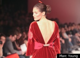 Défilés Télio, Rudsak et le collectif à la Semaine de la mode de Montréal.