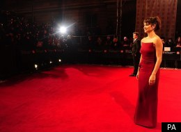 Some of Hollywood's biggest names are in town tonight for the Bafta film awards.