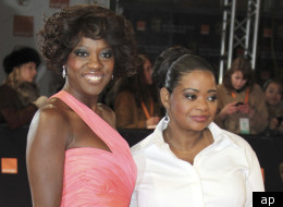 Viola Davis and Octavia Spencer have paid tribute to Whitney Houston at this year's BAFTAs