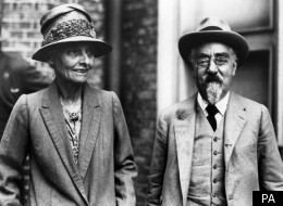 Beatrice and Sidney Webb, co-founders of the London School of Economics