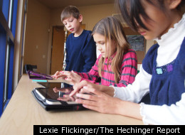 Lexie Flickinger/The Hechinger Report