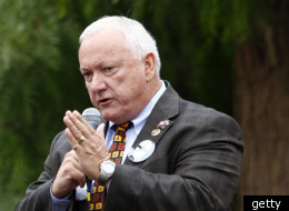 Former Arizona Senate President Russell Pearce was recalled from office in November 2011.