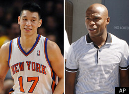 Floyd Mayweather isn't caught up in the Jeremy Lin hype.