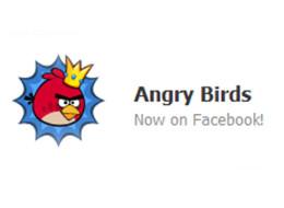 Angry Birds sur Facebook