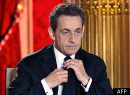 Le président-candidat sur TF1.