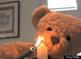 Misery Bear lights a candle to love (and heartbreak)