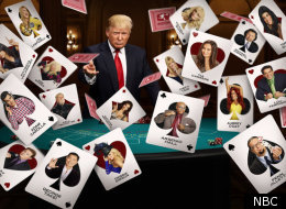 Donald Trump is uniting stars for charity in