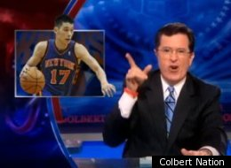 Stephen Colbert has a