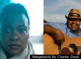 Ndegeocello By Charlie Gross
