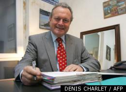 Le député UMP Christian Vanneste,