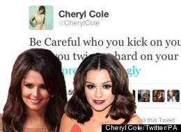 Cheryl Cole and Cher Lloyd