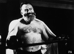 Ernest Hemingway never shied away from a literary feud