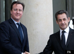 David Cameron and Nicolas Sarkozy will be meeting in Paris on Friday.