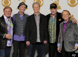 The Beach Boys have announced a world tour this summer off the back of their Grammys reunion
